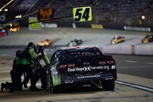 Jeffrey Earnhardt, JD Motorsports, Chevrolet Camaro ForeverLawn