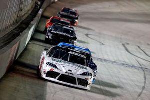 Chad Finchum, Hattori Racing Enterprises, Toyota Supra Black Oak Contracting