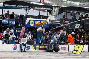 Boxenplatz: Chase Elliott, Hendrick Motorsports