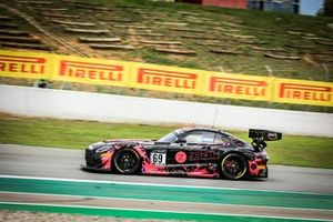 #69 Ram Racing Mercedes-AMG GT3: Sam De Haan, Fabian Schiller, Robert Collard