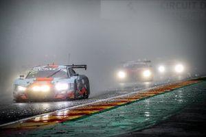 #30 Team WRT Audi R8 LMS GT3: James Pull, Stuart Hall, Benjamin Goethe