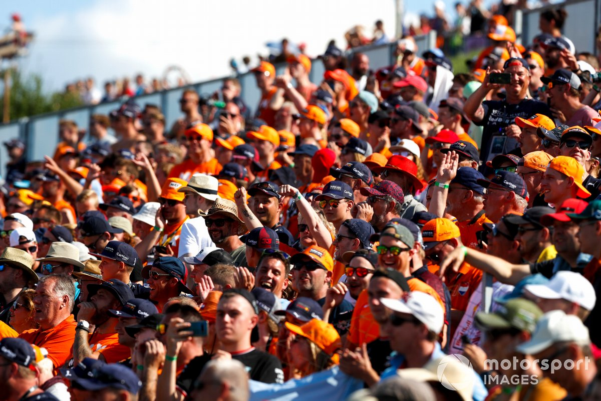 Tifosi di Max Verstappen, Red Bull Racing
