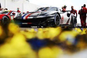 #83 AF Corse Ferrari 488 GTE EVO LMGTE Am, Francois Perrodo, Nicklas Nielsen, Alessio Rovera