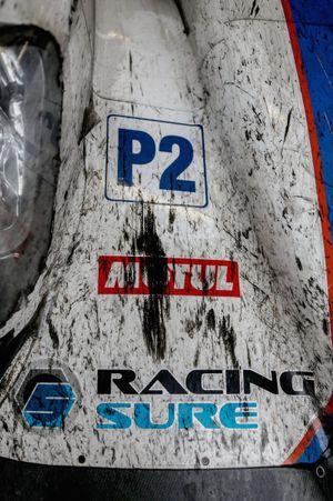 #21 Dragonspeed USA Oreca 07 - Gibson LMP2, Henrik Hedman, Ben Hanley, Juan Pablo Montoya, dettagli