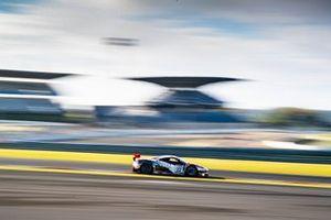 #22 WTM Powered by Phoenix Ferrari 488 GT3: Georg Weiss, Leonard Weiss, Jochen Krumbach