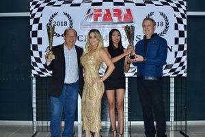 FARA MP2A Sprint Champions Essio Vichesi and Adolpho Rossi