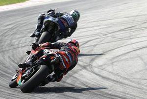 Maverick Vinales, Yamaha Factory Racing, Johann Zarco, Red Bull KTM Factory Racing