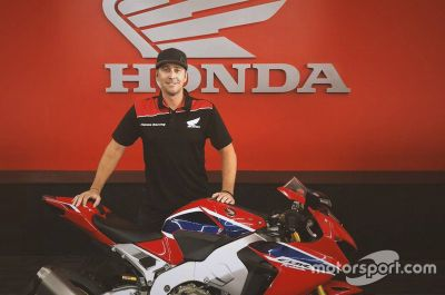 David Johnson Honda announcement