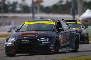 #61 Roadshagger Racing by eEuroparts.com Audi RS3 LMS TCR, TCR: Gavin Ernstone, Jon Morley