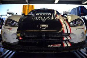 #27 TA3 Dodge Viper driven by Jason Daskalos of Daskalos Racing