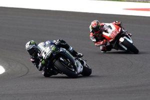 Maverick Vinales, Yamaha Factory Racing, Takaaki Nakagami, Team LCR Honda