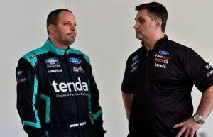 Johnny Sauter, ThorSport Racing, Ford F-150 and Joe Shear Jr