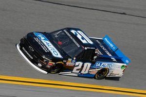 Spencer Boyd, Young's Motorsports, Chevrolet Silverado 1A Auto