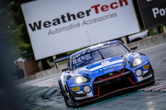 #35 KCMG Nissan GT-R NISMO GT3: Katsumasa Chiyo, Alex Buncombe, Joshua Burdon