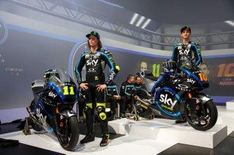 Nicolò Bulega, Luca Marini, Sky Racing Team VR46