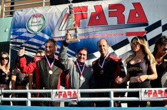 Gilberto Pinzon, William Corredor, & Carlos Corredor