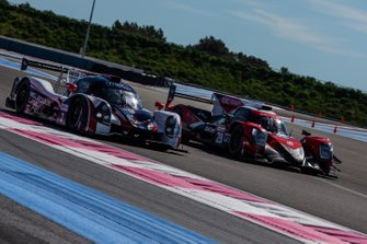 #3 United Autosports Ligier JS P3 Nissan: Michael Guasch, Christian England, #28 Idec Sport Oreca 07 Gibson: Paul Lafargue, Paul Loup Chatin, Mémo Rojas