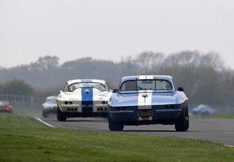 Graham Hill Trophy, Davis Newall Blomquist Jarvis Chevrolet Corvette