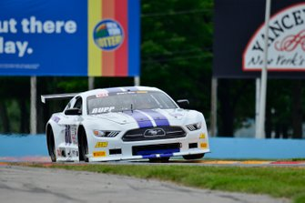 #80 TA2 Ford Mustang driven by Jordan Bupp of Bupp Motorsports