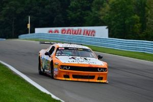 #49 TA2 Dodge Challenger driven by Ethan Wilson of Stevens Miller Racing
