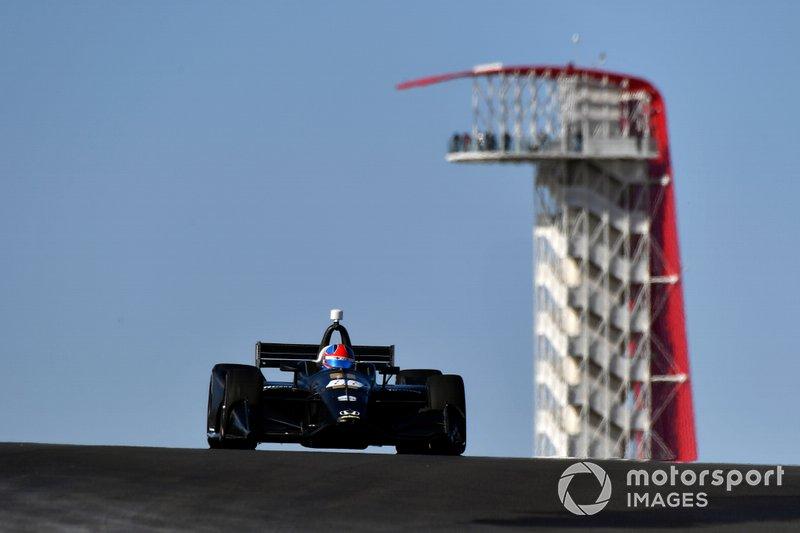 #88: Colton Herta, Harding Steinbrenner Racing, Honda