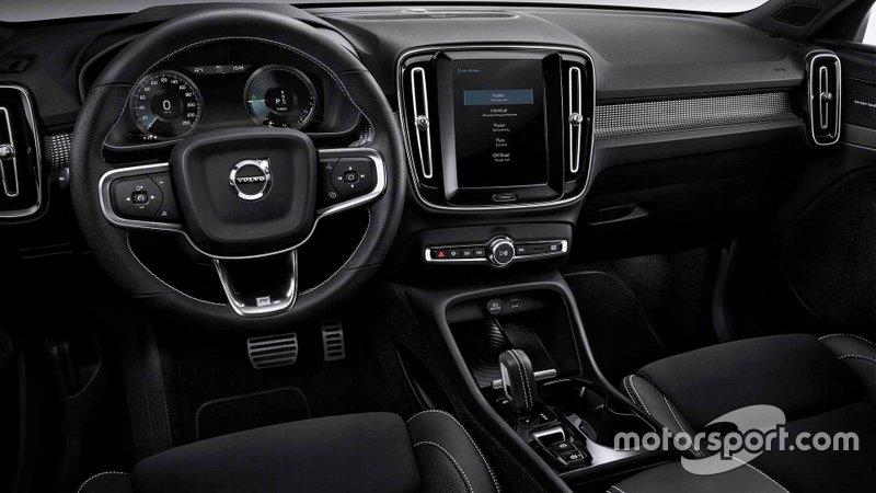 Volvo XC40 T5 Hybrid