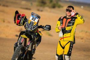 #02 KTM: Stefan Svitko