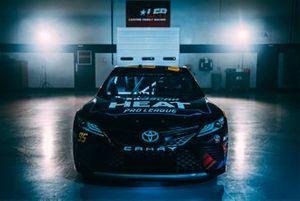 Matt DiBenedetto, LFR eNASCAR Heat Pro League Toyota Camry