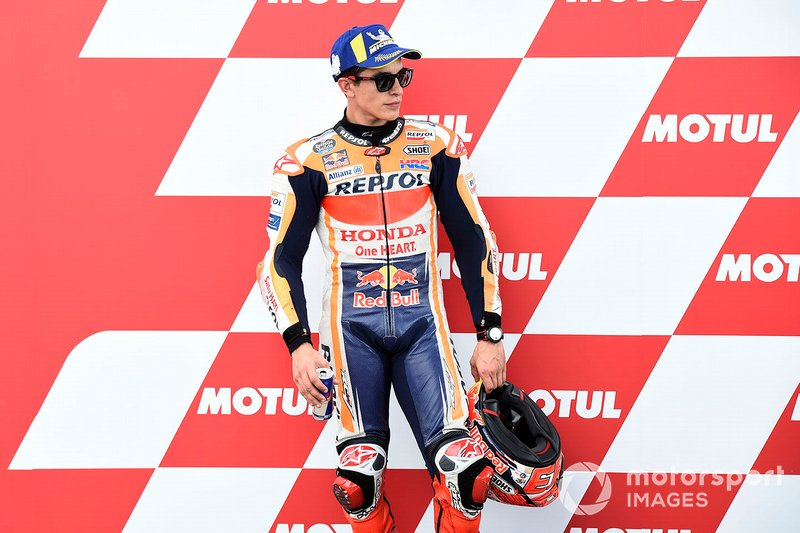 Pole GP de Argentina - Marc Marquez, Repsol Honda Team