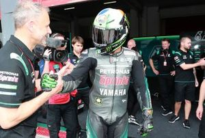 Zeelenberg, Franco Morbidelli, Petronas Yamaha SRT