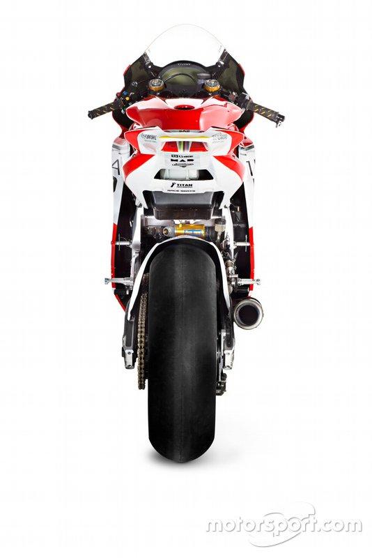 #62 Stefano Manzi, MV Agusta F2