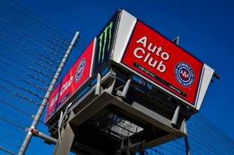 Logo: Auto Club Speedway in Fontana