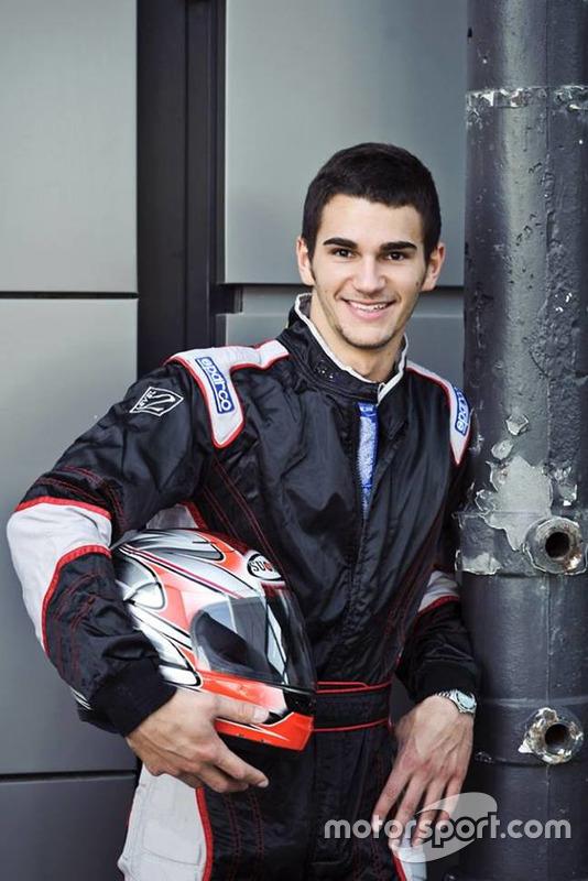 Federico Alberti, pilote Eidoo en MINI Challenge Italie