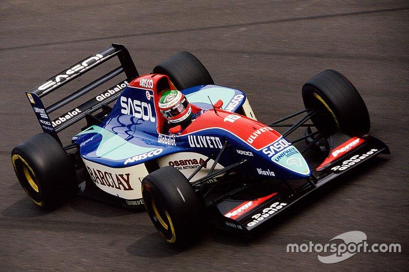 800 metros como piloto da Fórmula 1