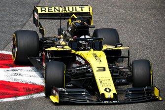 Даніель Ріккардо, Renault R.S.19