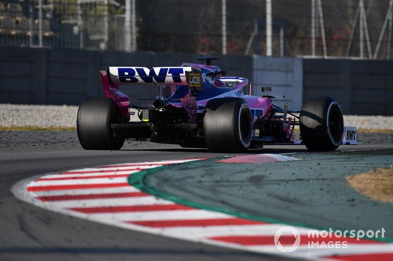 Ленс Стролл, SportPesa Racing Point F1 Team RP19