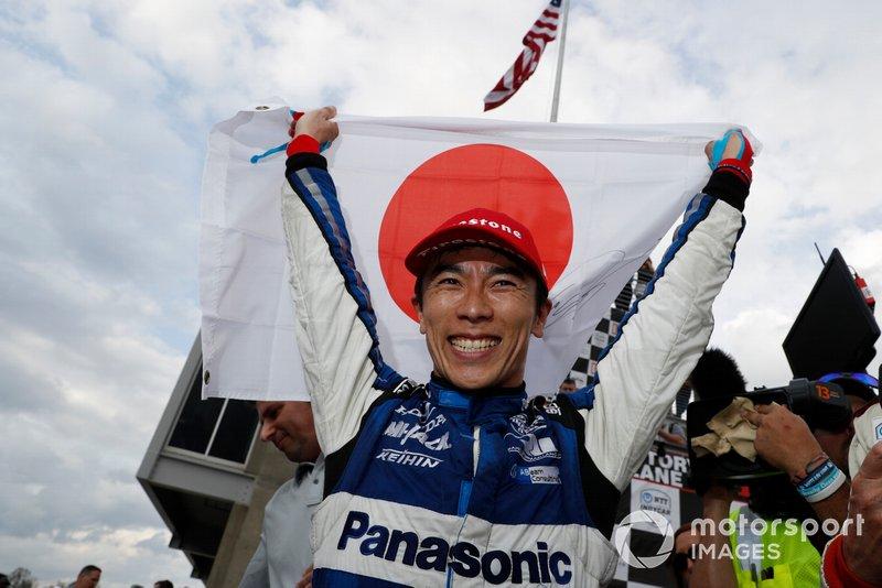 Bestätigt für 2020: Takuma Sato (Japan)