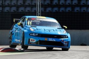 Thed Björk, Cyan Racing Lynk & Co 03 TCR