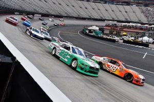 Austin Cindric, Team Penske, Ford Mustang MoneyLion, Chase Briscoe, Stewart-Haas Racing, Ford Mustang Nutri Chomps