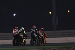 Марк Маркес, Repsol Honda Team, Андреа Янноне и Алеш Эспаргаро, Aprilia Racing Team Gresini, Пол Эспаргаро, Red Bull KTM Factory Racing
