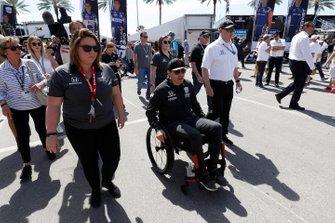 Robert Wickens, Arrow Schmidt Peterson Motorsports Honda