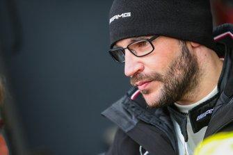#48 MANN-FILTER Team HTP Motorsport Mercedes-AMG GT3: Maximilian Götz