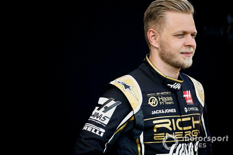 Kevin Magnussen (confirmado para 2020)