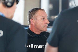 #9 Audi Sport Team MPC Audi R8 LMS: Marc Cini