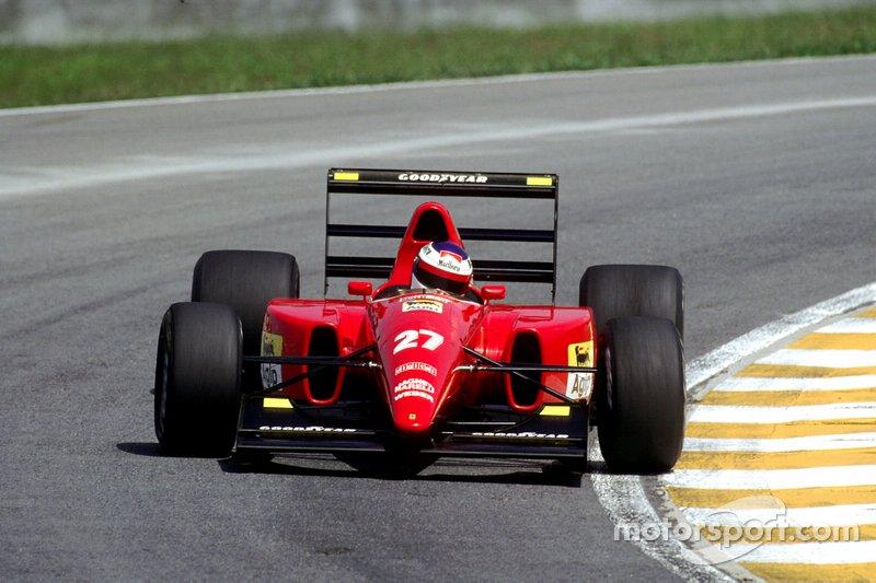 Jean Alesi: GP do Canadá de 1995