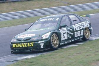 Jean-Christophe Boullion, Williams Renault