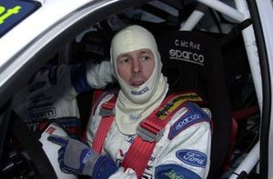 Colin McRae, Ford Focus WRC