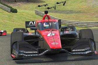 Robert Wickens, Arrow McLaren SP Chevrolet
