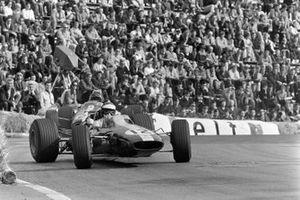 Jim Clark, Lotus 33 Climax, Dan Gyrney, Eagle T1G Weslake
