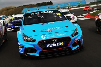 Chris Smiley, Excelr8 Motorsport Hyundai i30 Fastback N Performance
